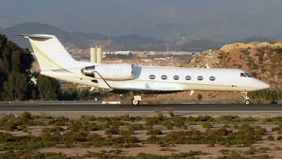 VP-CFF - Gulfstream G-IV(SP) - JetClub