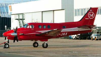 PH-JAX - Beechcraft C90GTi King Air - Private