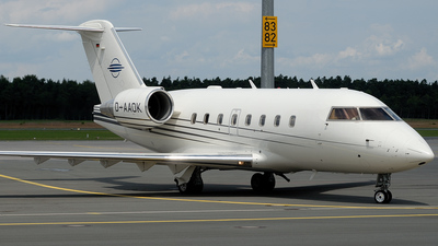 D-AAOK - Bombardier CL-600-2B16 Challenger 604 - Cirrus Aviation