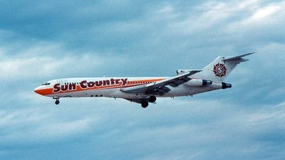 N283SC - Boeing 727-225(Adv) - Sun Country Airlines