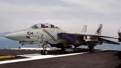 161873 - Grumman F-14B Tomcat - United States - US Navy (USN)