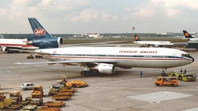 YU-AMA - McDonnell Douglas DC-10-30 - JAT Yugoslav Airlines