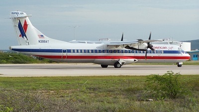 N399AT - ATR 72-212 - American Eagle (Executive Airlines)