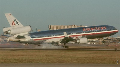 N1767A - McDonnell Douglas MD-11 - American Airlines
