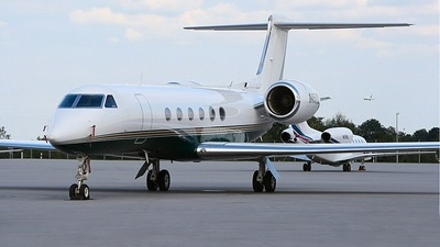 N451CS - Gulfstream G-V - Private