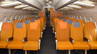 F-BTTJ - Dassault Mercure 100 - Air Inter