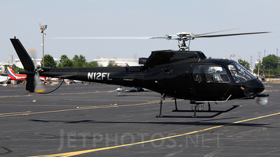 N12FL - Eurocopter AS 350BA Ecureuil - Private