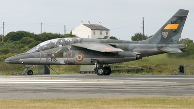 E74 - Dassault-Breguet-Dornier Alpha Jet E - France - Air Force