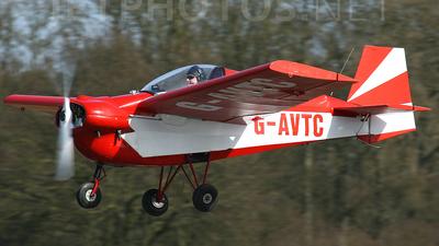 A picture of GAVTC - Slingsby T.66 Mk.III Nipper - [S106] - © Paul Stevenson
