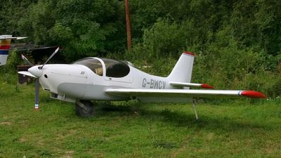 G-BWCV - Europa XS - Private