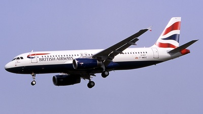 F-WWDE - Airbus A320-232 - British Airways (GB Airways)
