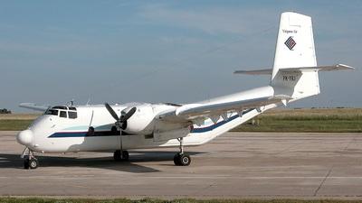 PK-YRJ - De Havilland Canada DHC-4 Caribou - Trigana Air Service