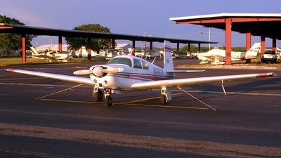 A picture of N7422V - Mooney M20C - [201156] - © RyRob
