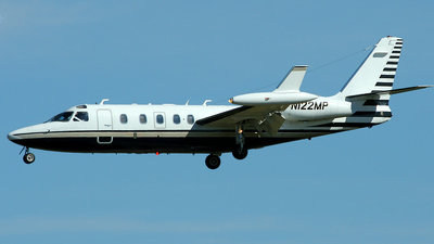 A picture of N122MP - IAI 1124A Westwind - [390] - © Mark Stares