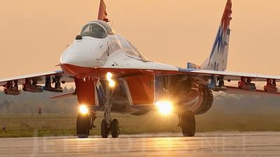 08BLUE - Mikoyan-Gurevich MiG-29 Fulcrum - Russia - Air Force