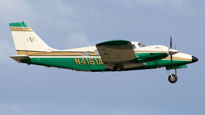 A picture of N4161A - Piper PA34220T - [3449160] - © Angel Natal