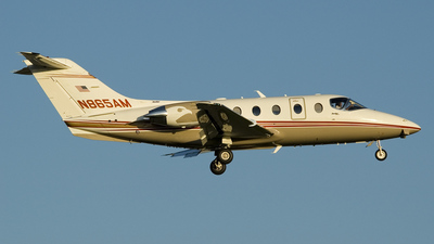 N865AM - Raytheon Hawker 400XP - Private