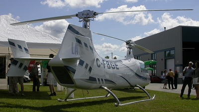 C-FBGE - Laflamme Helicopters LAF-01 - Private