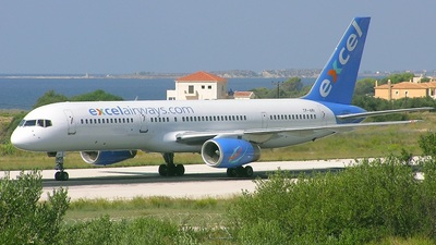 TF-ARI - Boeing 757-2Y0 - Excel Airways