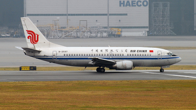 B-2597 - Boeing 737-3Z0 - Air China
