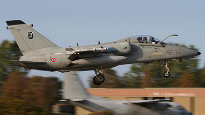 MM7158 - Alenia/Aermacchi/Embraer AMX - Italy - Air Force