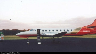 VH-NEO - Fairchild SA227-DC Metro 23 - Tamair
