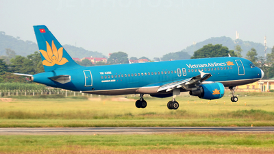 VN-A306 - Airbus A320-214 - Vietnam Airlines