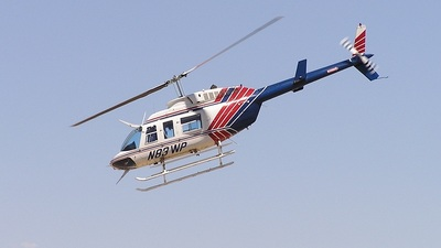 A picture of N83WP - Bell 206L3 LongRanger III - [51359] - © mike evans