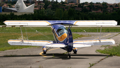 F-PLPH - EAA Acro Sport II - Private