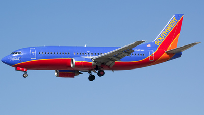 N302SW - Boeing 737-3H4 - Southwest Airlines