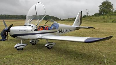 A picture of GUURO - Evektor EV97 EuroStar - [PFA 31514480] - © Brian Whitelegg