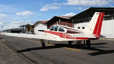 TG-HAS - Beechcraft C35 Bonanza - Private