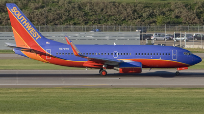 N270WN - Boeing 737-705 - Southwest Airlines