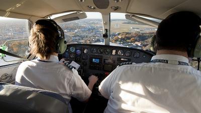 N3292M - Cessna 402C - Cape Air