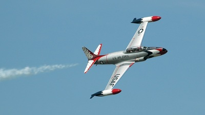 NX556RH - Lockheed T-33A Shooting Star - Vintage Aviation