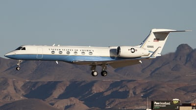 01-0065 - Gulfstream C-37A - United States - US Air Force (USAF)