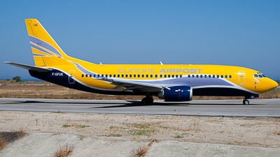 F-GFUE - Boeing 737-3B3(QC) - Europe Airpost