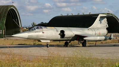 MM6787 - Lockheed F-104S ASA-M Starfighter - Italy - Air Force