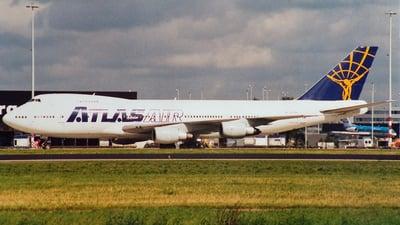 N539MC - Boeing 747-271C - Atlas Air