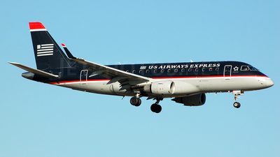 N827MD - Embraer 170-100SU - US Airways Express (Republic Airways)