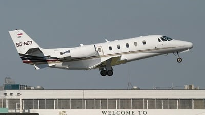 S5-BBD - Cessna 560XL Citation Excel - Private