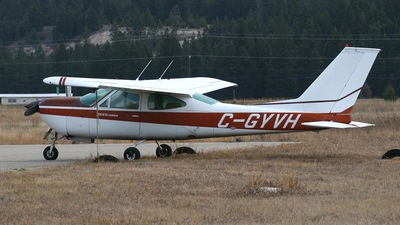 A picture of CGYVH - Cessna 177RG Cardinal RG - [177RG1205] - © Douglas Noblet - Wild Air Photography