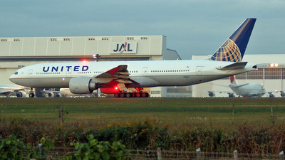 N79011 - Boeing 777-224(ER) - United Airlines (Continental Airlines)