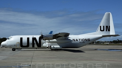 S9-CAW - Lockheed L-100-30 Hercules - United Nations (Transafrik International)