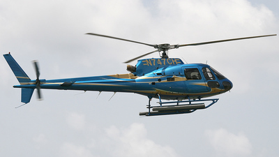 N747CH - Eurocopter AS 350B2 SuperStar - Private