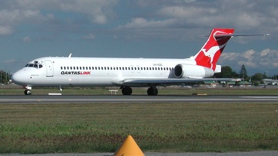 VH-VQG - Boeing 717-231 - QantasLink (Impulse Airlines)