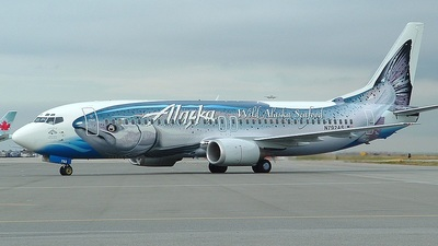 N792AS - Boeing 737-490 - Alaska Airlines
