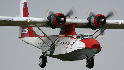N160AT - Consolidated PBY-6A Catalina - Private