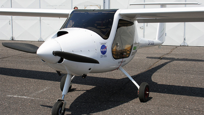 SP-SVIM - Pipistrel Virus 912 - Private