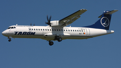F-WWER - ATR 72-212A(500) - Tarom - Romanian Air Transport